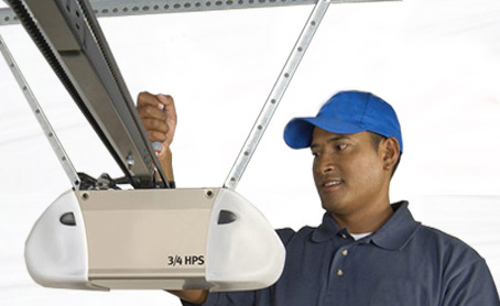 Garage door repair in Las Vegas, NV