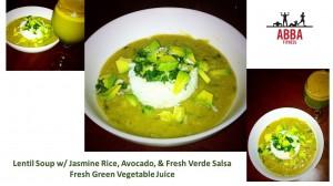 Lentil Soup Pic