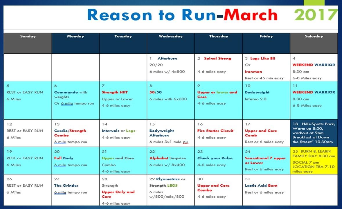 2017-march-schedule