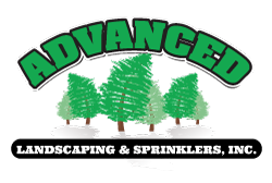 Advanced Landscaping & Sprinklers Inc. Logo