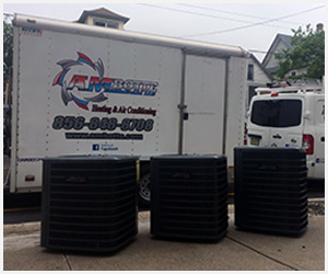 residential air conditioning services cherry hill