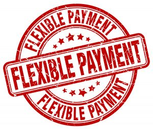 Flexible Bail Bonds Payments – 2% Down