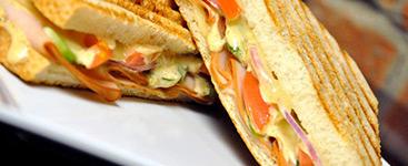 panini restaurant Washington DC
