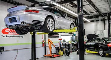 Porsche repair services in Denver, CO.