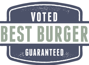 Barney's is often votes as the best burger around.