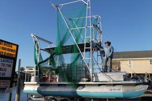 Live Shrimp Boat