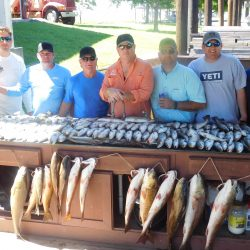 We had a fantastic time fishing wit Capt. Clay