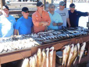 Built some great memories at Bayou Log Cabins Fishing Lodge