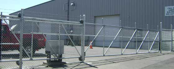 commercial fencing Fort Collins