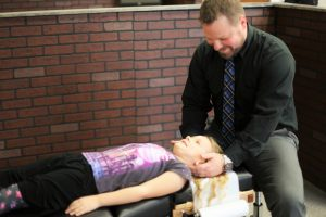 We offer family chiropractic care for all ages!