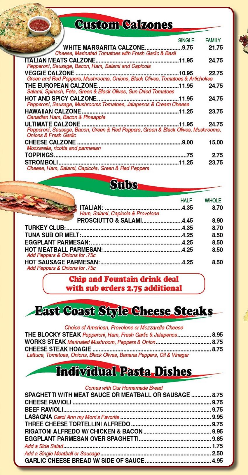 Blocky's Eatery menu2