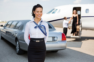Airport Transportation Service from Blue Streak Limo