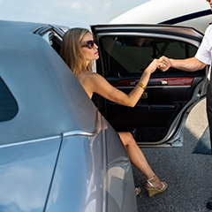 Car service and airport transportation services