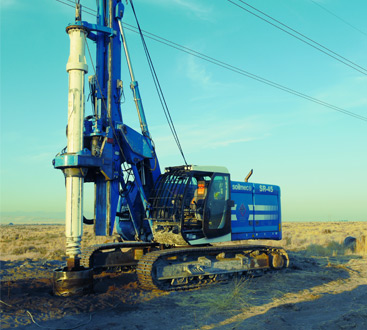 New drilling Equipment from Champion Equipment Sales