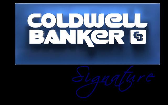 CB Signature Blue Transparent