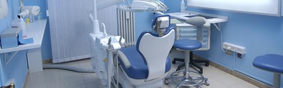 Sterling Dental Center Office Room