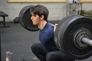 Gabe squat
