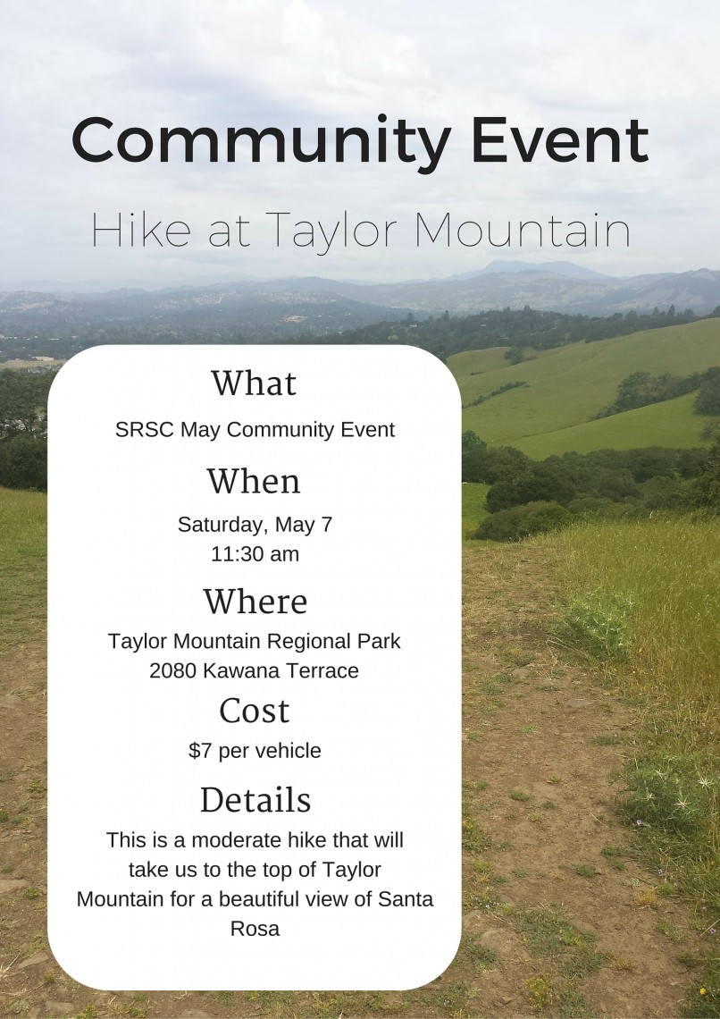 May Community Event