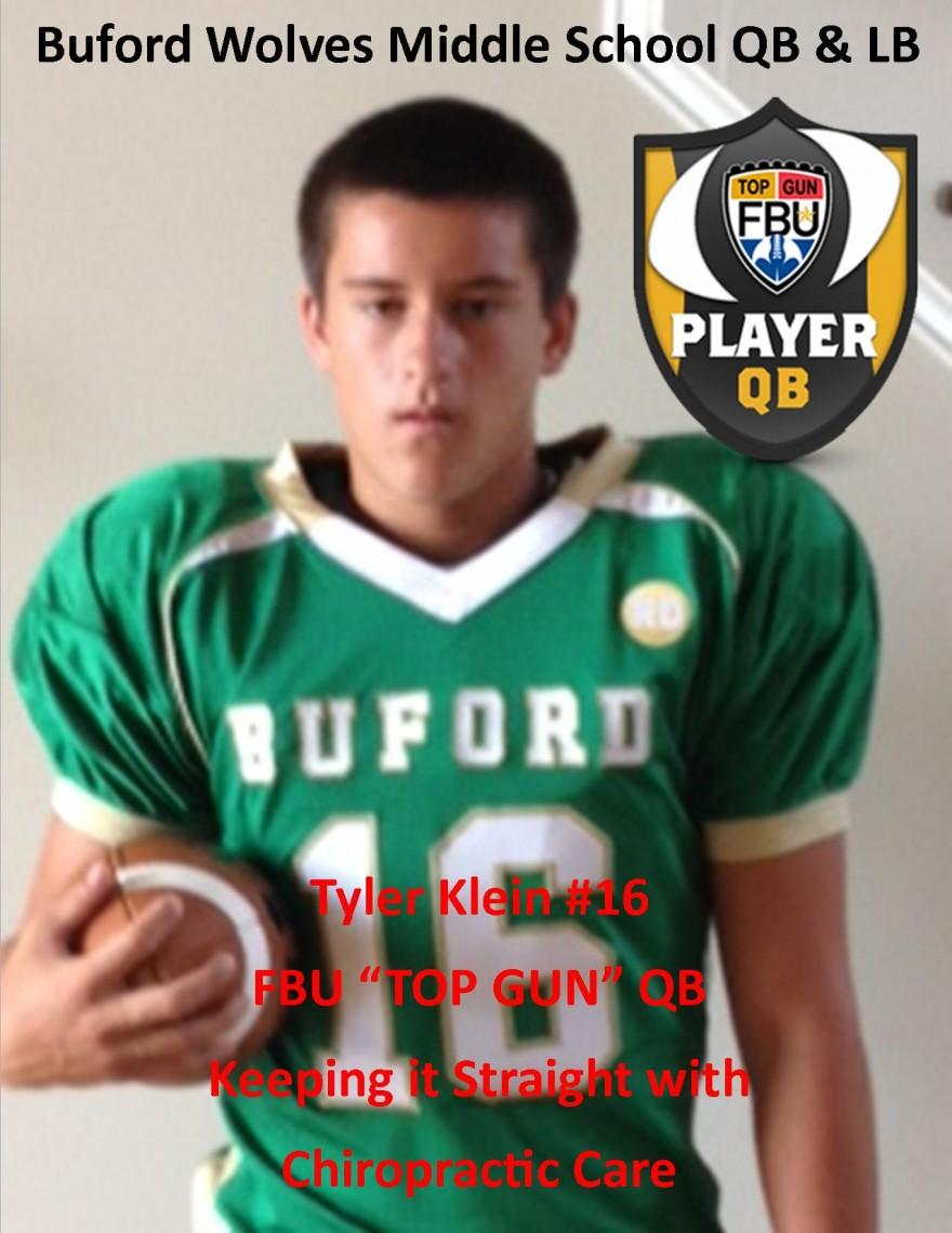 Tyler Chiro FBU2