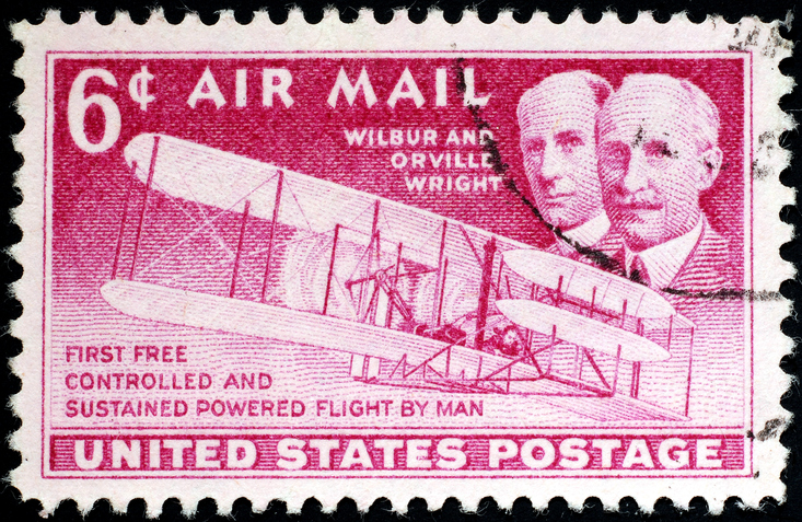The Wright Brothers helped us soar!