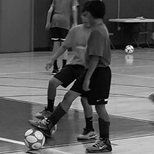 Register for our Friday futsal league!