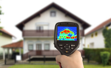Home Energy Audit energy efficiency retrofit infrared