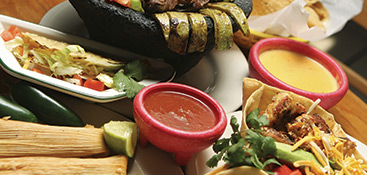 Authentic Mexican food starts here!