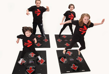 kids fitness games