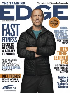 Scott Keppel Edge Magazine
