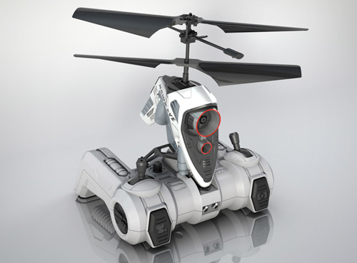 Air Hogs Hawk Eye remote-control helicopter 121