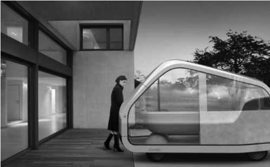 Driverless Car Concept 17