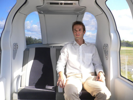 Driverless Car - Heathrow 2