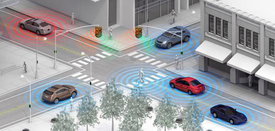 Driverless Car - Network 1