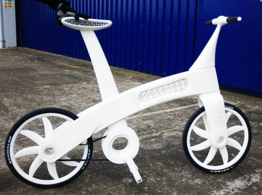 Printed Bicycle 22