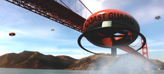 Search and Rescue Drone 077