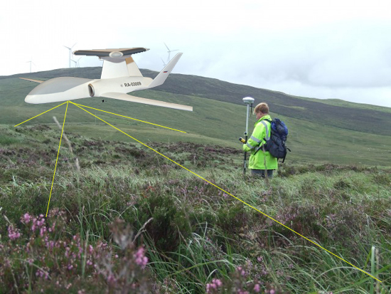 Surveying Drone 223