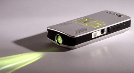 Tiny Video Projector 092