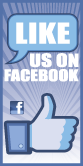futurist speaker like-us-on-facebook-pole-banner