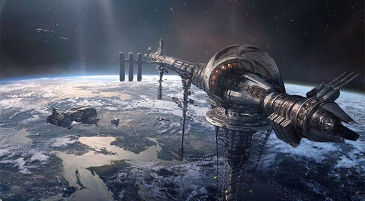 How long before a real space elevator becomes technically viable?