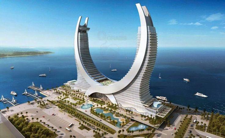 $ 45B 루사 일 시티 - 카타르 최대 규모의 부동산 프로젝트는 2019의 예약 완료 날짜가 20 만에 집에있을 것입니다