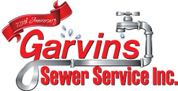 Garvin's Sewer Service can use a sewer snake like no one else!