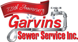 For more than 75 years Garvin's Sewer Service has taken care of the Denver area's sewer cleaning needs.