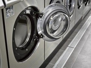 Laundromats require constant drain cleaning services.