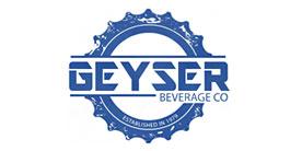 Geyser Beverage Co Logo