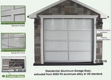Aluminum garage doors beverly hills glass garage doors for Garage door repair torrance