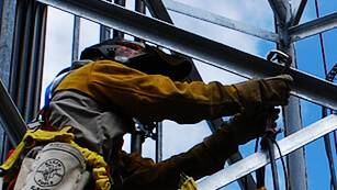 Structural Modification Welding