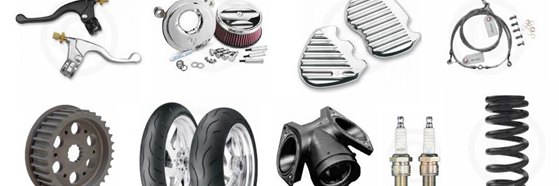 We offer great deals on OEM motorcycle parts!