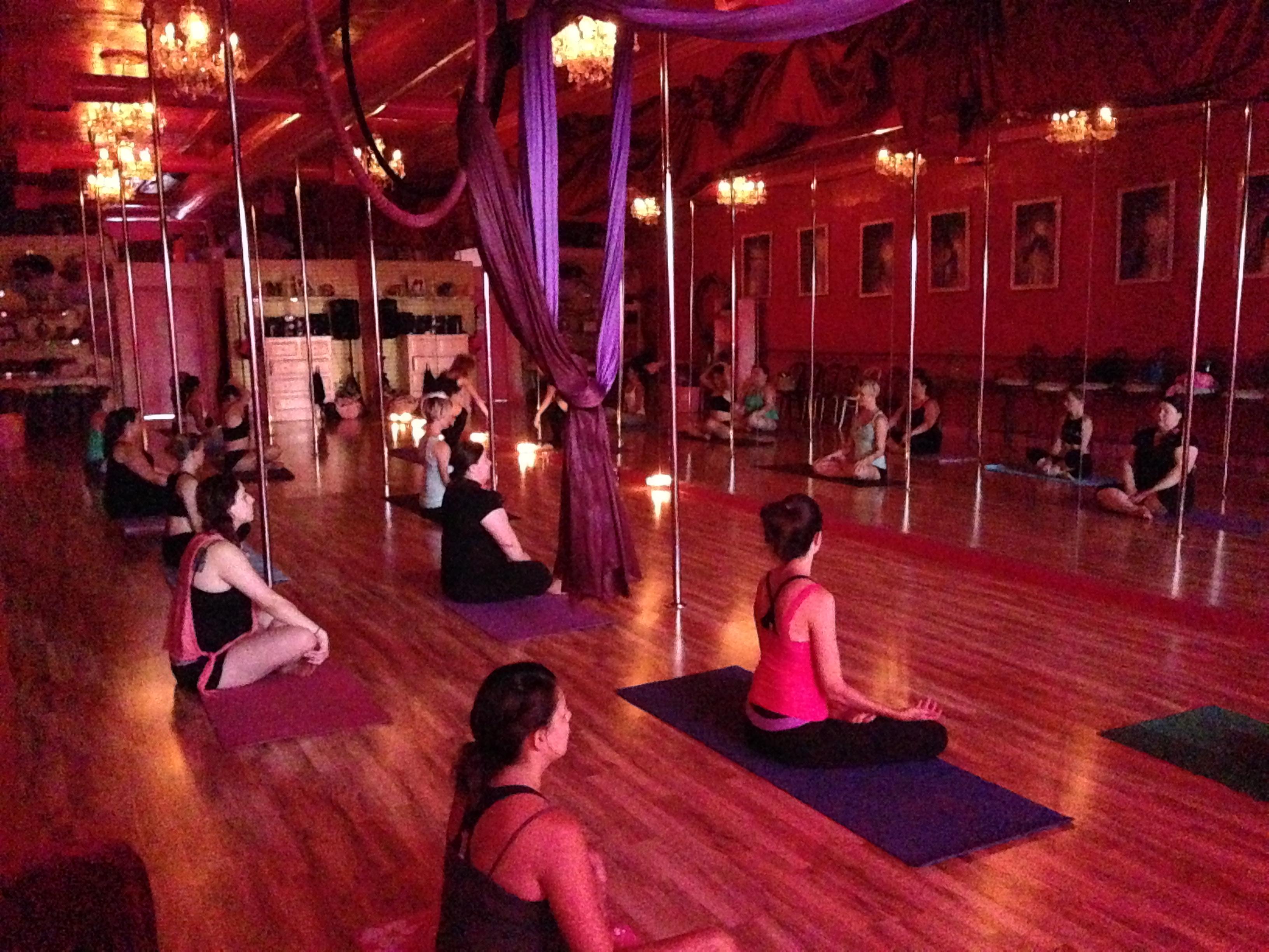 dance studio Sherman Oaks