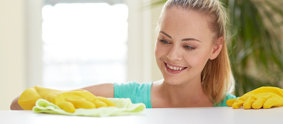 Maid cleaning service will make you feel better in your own home.