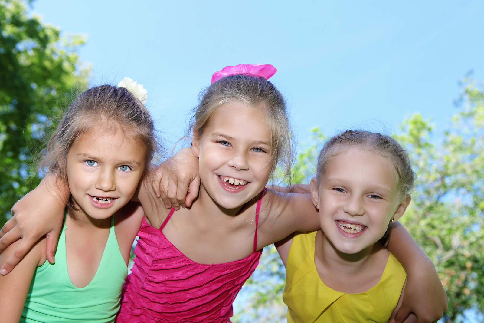 Different blood types are typically the reason that not all family members will get lice.